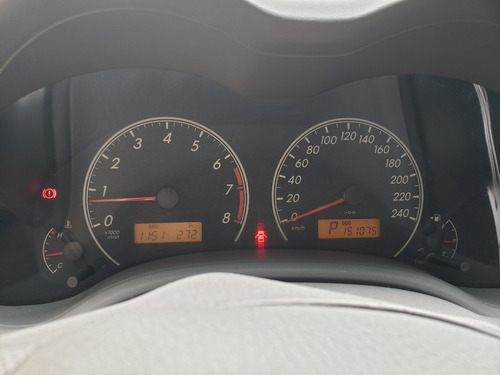 corolla 2009 automatico 1600