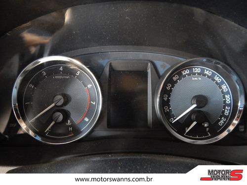 corolla automático 2015/15 sucata para retirada de peças