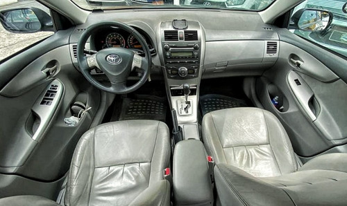 corolla automático flex + couro + ar digital + piloto aut.