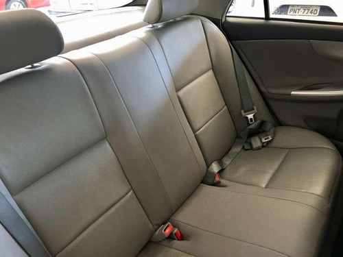 corolla  gli 1.8 flex 16v  aut.