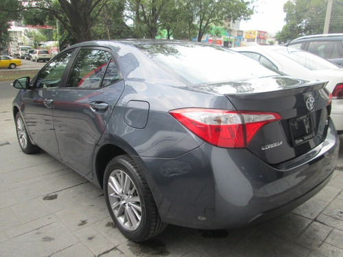 corolla s impecable 2015