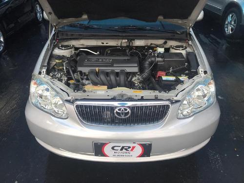 corolla se-g 1.8/1.8 flex 16v aut.
