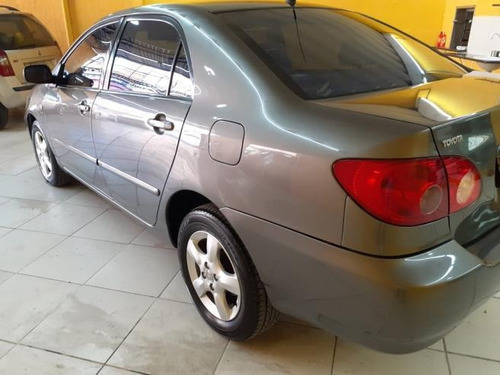 corolla  sedan xei 1.8 16v (flex) gasolina manual