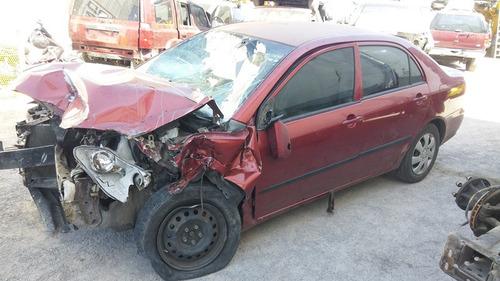 corolla toyota 2008..........accidentado.........yonkes