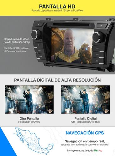 corolla toyota android gps usb dvd wifi bt 2014 2015 2016