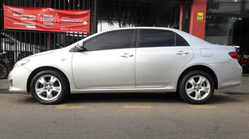 corolla xei 1.8 aut. 2009