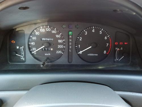 corolla xei 1.8 automático 2001