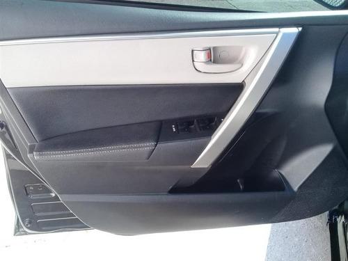 corolla xei 2015  automatico 2.0 flex c/ multimidia e couro