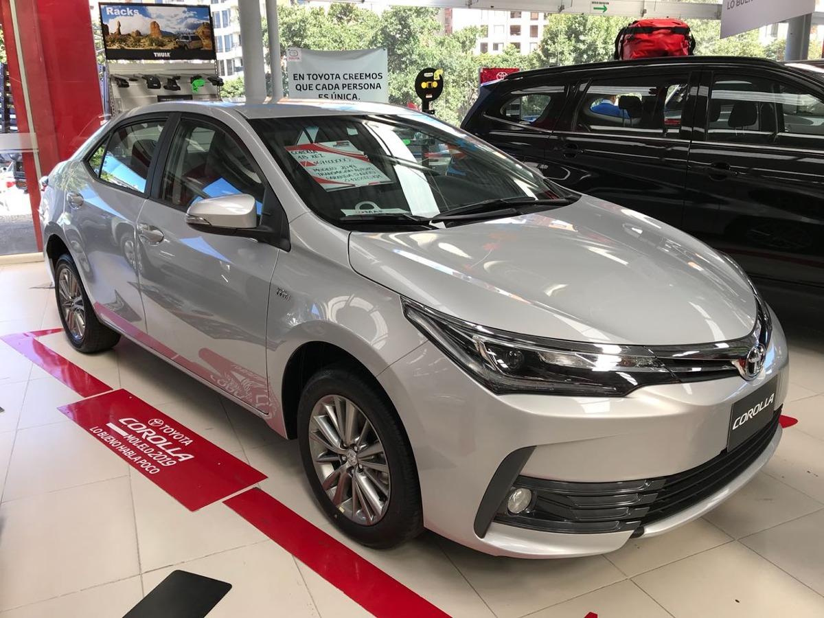 Corolla Xei 2019 Cero Kilometros - $ 64.600.000 en TuCarro