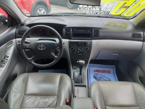corolla xei automatico 2005
