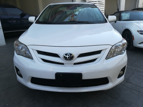 corolla xle impecable 2011