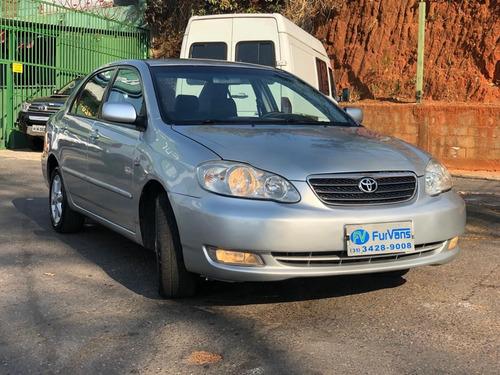 corolla xli 2005 automático