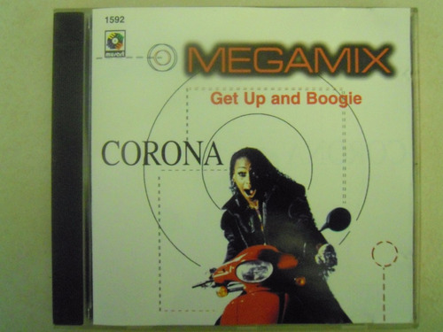 corona cd megamix get up and boogie