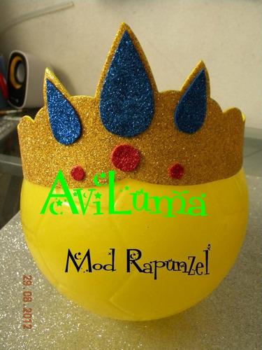 corona cenicienta blancanieves aurora rapunzel 3*$48