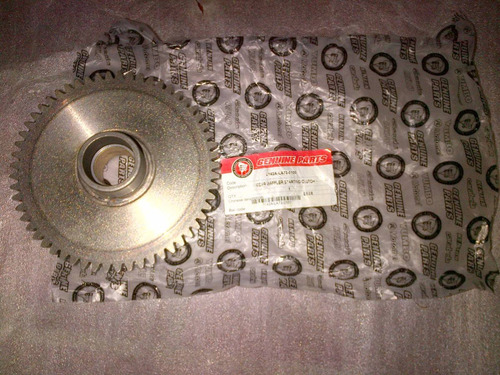 corona de bendix de arranque zanella rx 200cc - dos ruedas