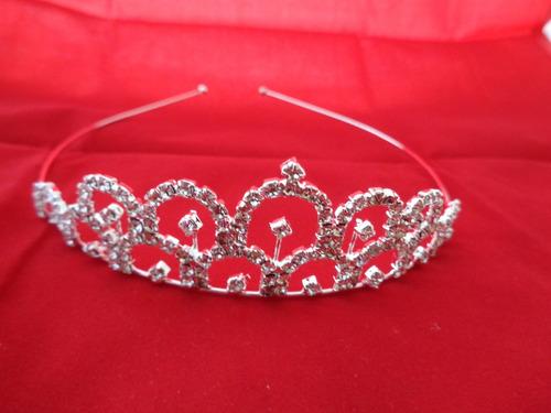 corona de piedra strass
