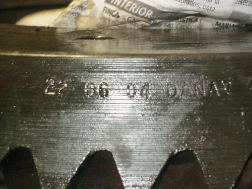 corona de transmision dana 46x13