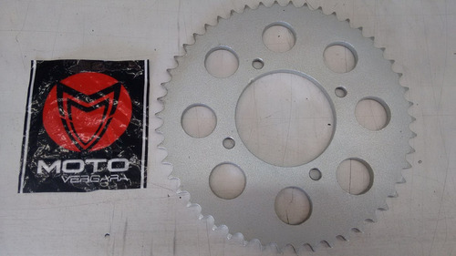 corona honda xr 100 50 dientes paso 428 motovergara