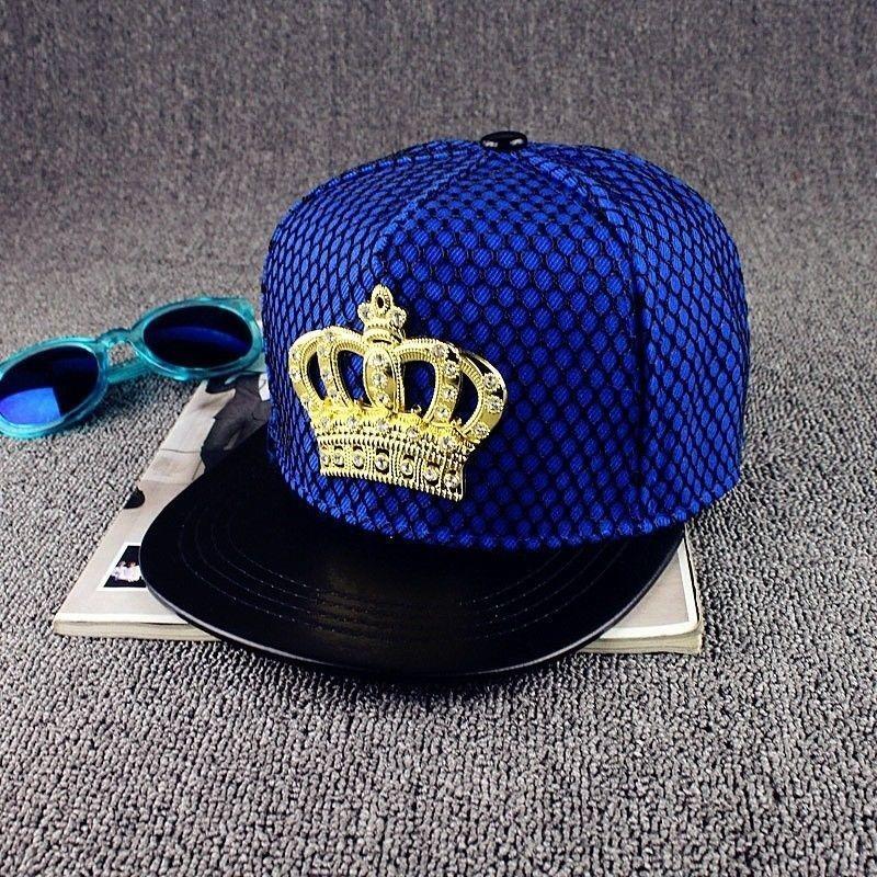 Corona Modelo Hip-hop Béisbol Casquillo Del... (blue) -   33.990 en ... 159d5f3977e