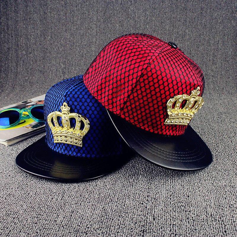 Corona Modelo Hip-hop Béisbol Casquillo Del... (red) -   35.990 en ... 8d6067df4e2