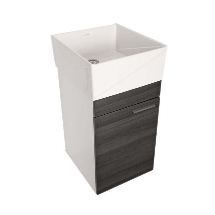 Corona mueble lavadero esencial blco lavaderos muebles for Muebles de lavadero