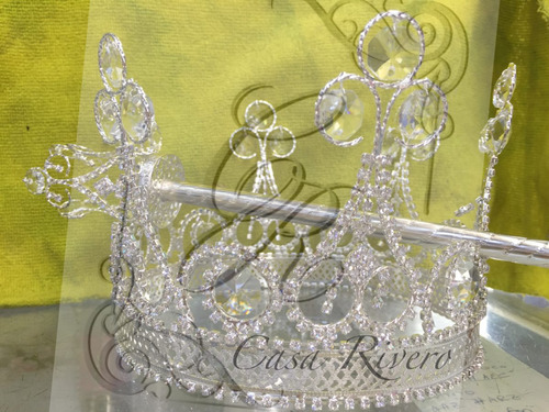 corona para rey infantil , carnaval , primavera , rey
