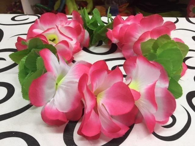 Corona Pétalos Flores Vincha Flores Estilo Gilda 25000