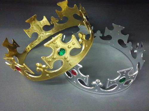 corona plastica rey - pack x 10