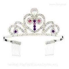 corona princesa sofía original de disney americana