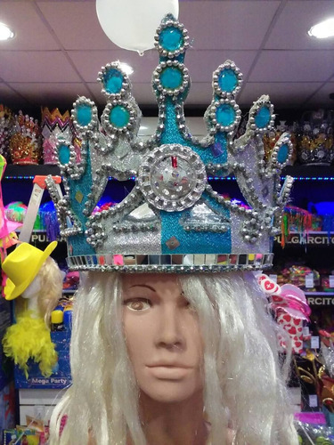 corona reina - carnaval cariona - ideal casamiento o 15 años