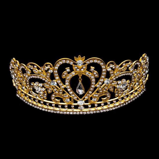 b574362cd0 Corona Tiara Diadema Peineta Tocado Novia Xv Boda 33 -   590.00 en ...