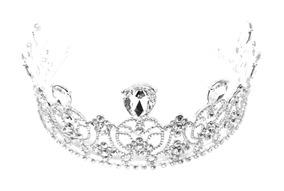 8cd8177020 Tiara Corona Diadema Peineta Tocado Boda en Mercado Libre México