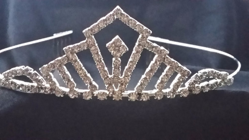 corona tiara souvenirs tiara princesa en strass novia 15 año