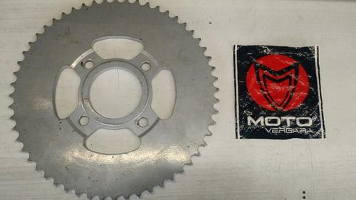 corona zanella nf 50 4t 53 dientes paso 428 motovergara