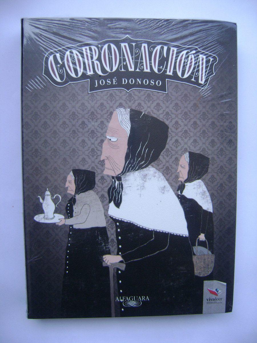 CORONACION JOSE DONOSO LIBRO EPUB