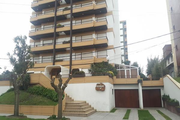 Coronado V 2 Ambientes En Planta Baja Amplio Balcón Terraza