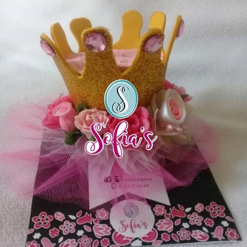 coronas de bebé y niñas en cintillos y bandanas