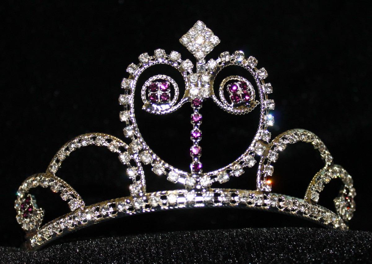 coronas de pedreria fina princesa sofia
