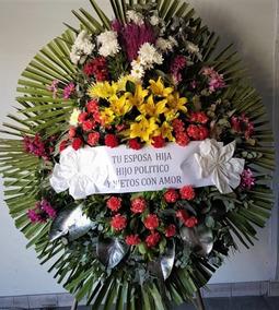 Coronas Florales Arreglos Florales Funebres Condolencias