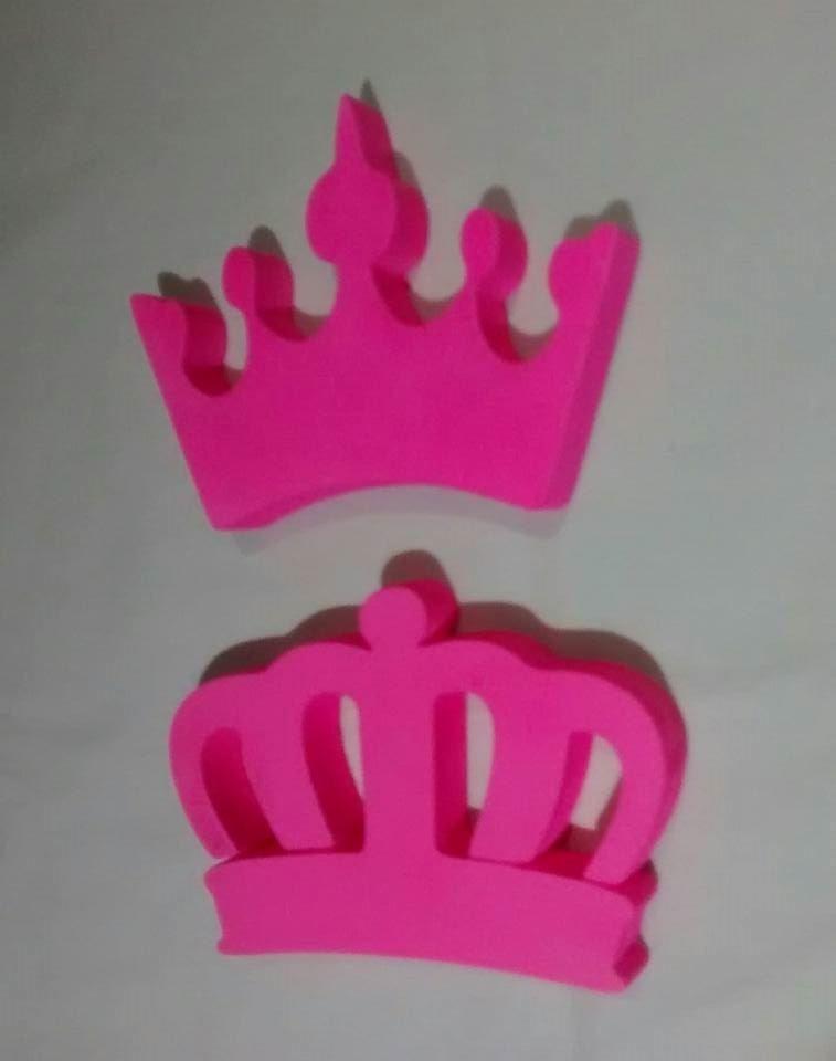 Coronas Princesas Candy Bar Cumpleaños Baby Shower Bautismo 85