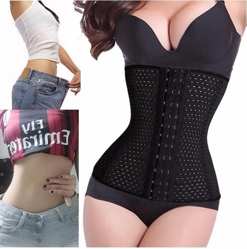 corpete corset corselet underbust espartilho afina cintura!