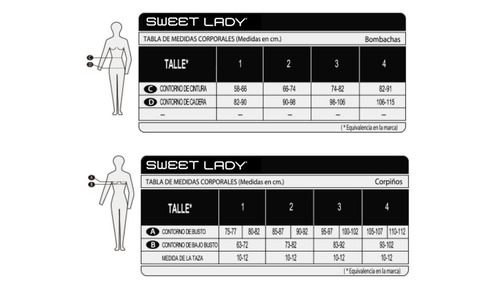 corpiño taza soft push c/base sweet lady linea black tie