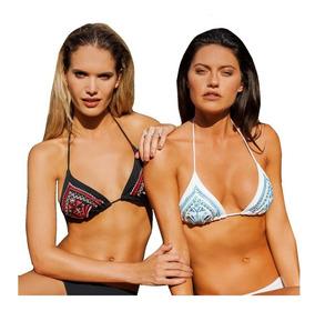 92c8f97ed1e0 Espectacular Bikini Bordada En Canutillos !!! - Trajes de Baño de ...