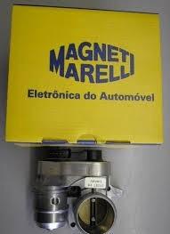 corpo borboleta palio/strada 1.4 8v - flex - magnet marelli