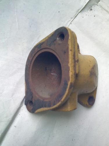 corpo camara valvula agua motor opala suporte ar original gm