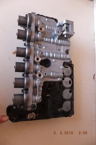 corpo de valvulas câmbio at: v5a51 l200 triton hpe 5ª marcha