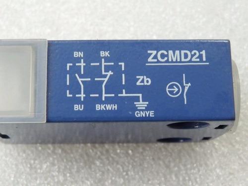 corpo metalico fim de curso ref: zcmd21 - telemecanique