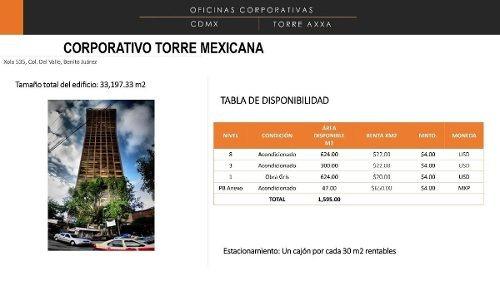 corporativo torre mexicana