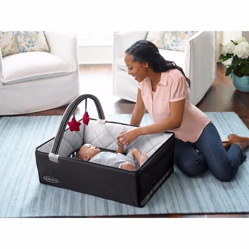 corral+cambiador y cuna para bebe graco presley envio gratis