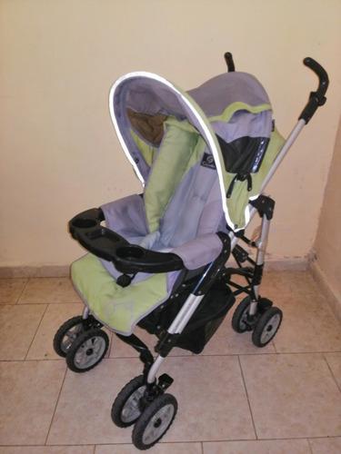 corral coche porta-bebe combo